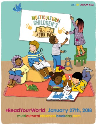 Multicultural Children's book day!