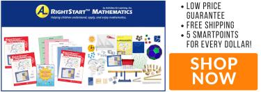 Best Price for Right Start Math Homeschool Curriculum