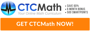 Best price on CTC Math Hoomeschool Curriculum