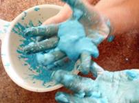 Fox in Socks Activities - Blue Goo