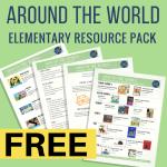 Around the World Resource Pack