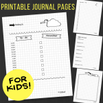bullet journal for kids