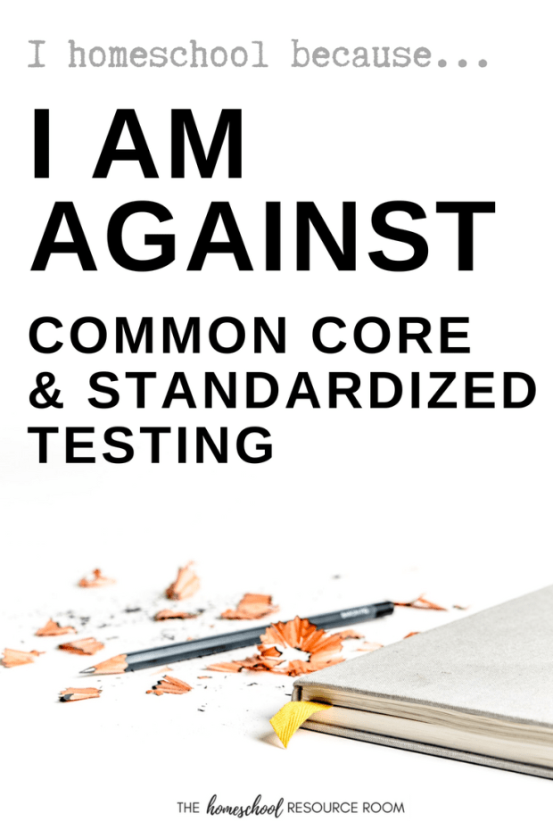 Unschooling Homeschool because I'm Against Common Core & Standardized Testing Hear from Katrina, a mama unschooling homeschool because she doesn't agree with common core and standardized testing.