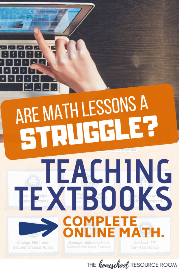 Teaching Textbooks Review: Online Math that Meets Your Needs! – The ...