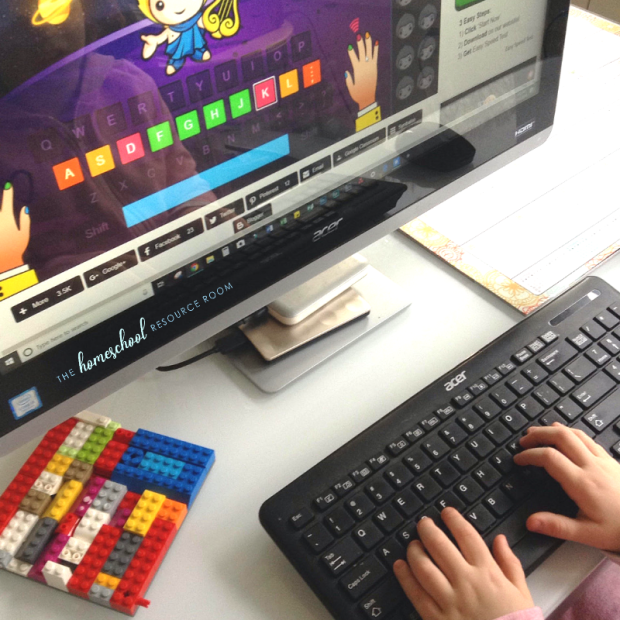 Free Typing Games for kids!