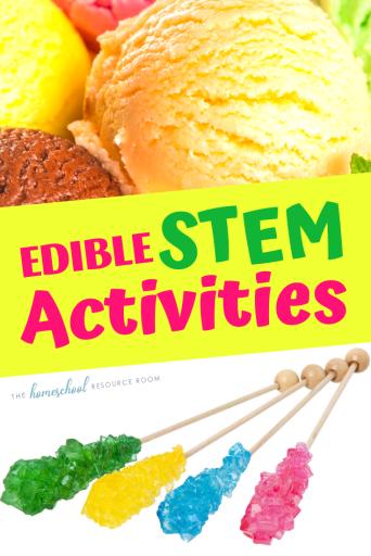 Edible Summer STEM Activities