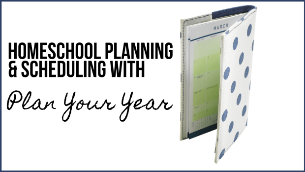 Brave Writer, planning and scheduling
