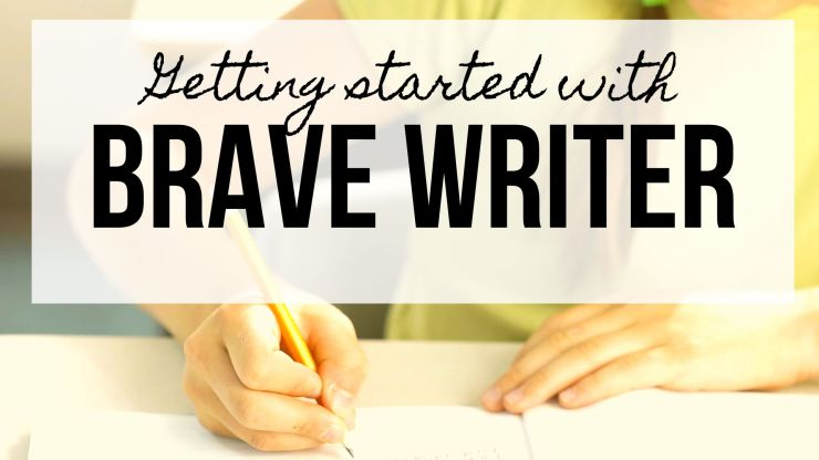 Getting Started with Brave Writer