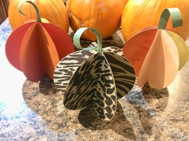 Pumpkin Crafts for Kids 17