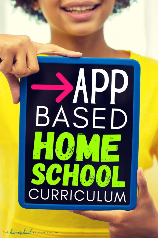 Homeschool Apps as curriculum?!? Can it be done? Yes! 7 best apps for homeschoolers to learn anything, anytime, anywhere! #homeschool #roadschool #onlineschool #curriculum #app #education