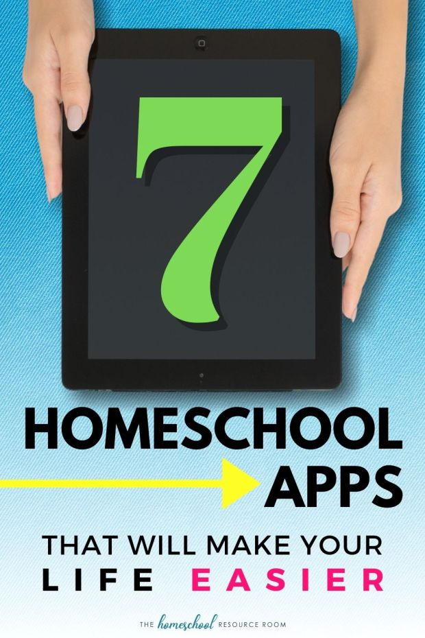 7 best educational homeschool apps that will make your life easier. Curriculum & standards-based practice that will help your kids keep up - whether you're short-term homeschooling or supplementing your curriculum. #homeschool #onlineschool #education #apps