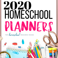 Find the BEST 2020 Homeschool Planners! Flip Through and Compare