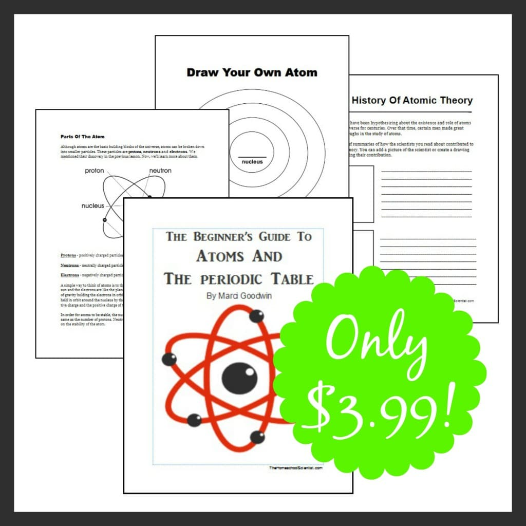 The Beginner S Guide To Atoms And The Periodic Table