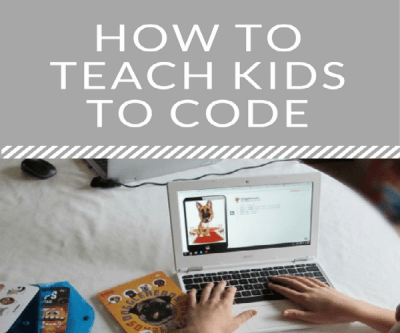 How To Teach Kids To Code - The Homeschool Scientist