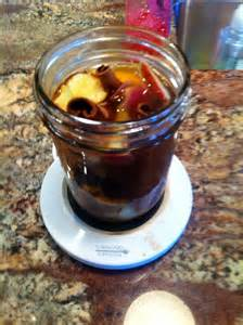 mason jar candle warmer