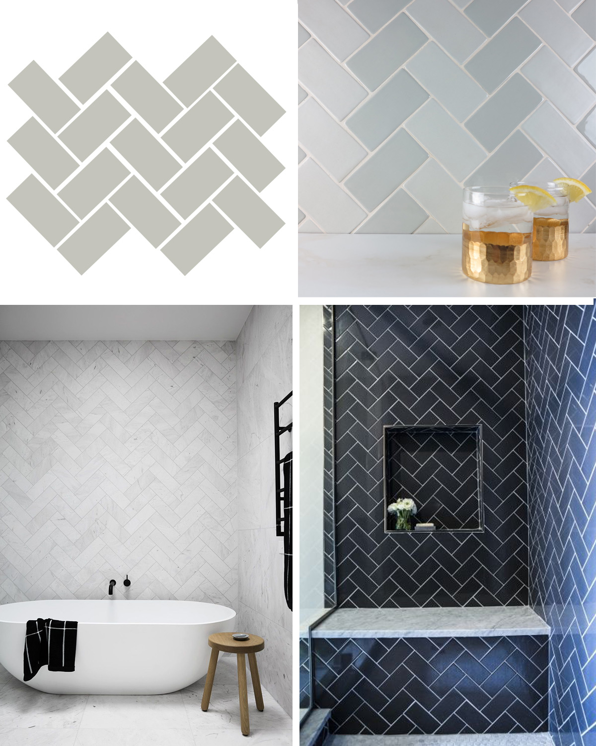 8 subway tile patterns the home