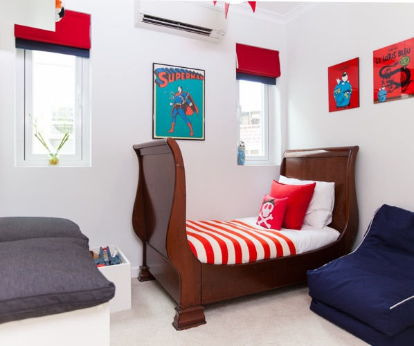 Kids Bedrooms – who decides on the decoration – You or your kids?
