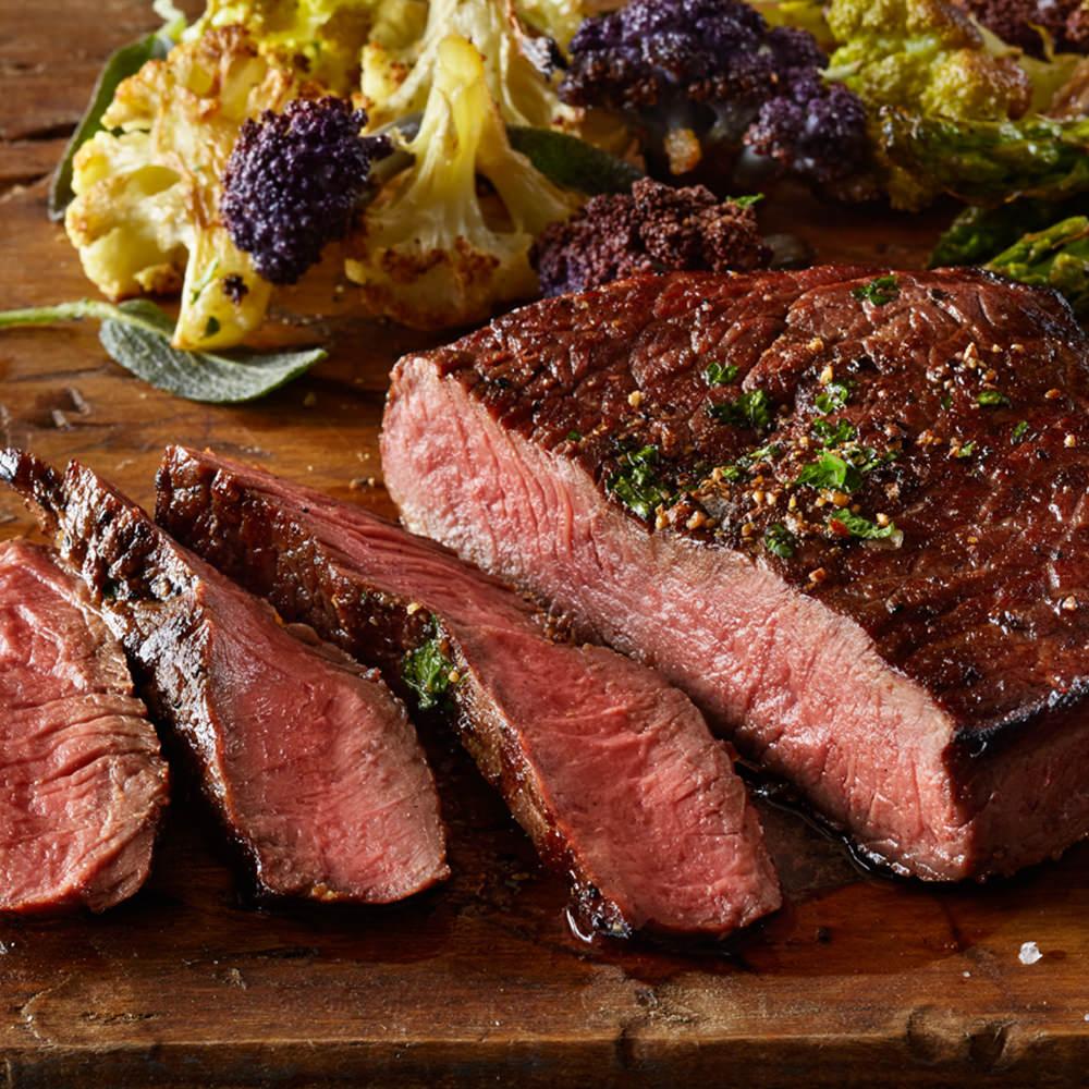 Bison Sirloin Steak