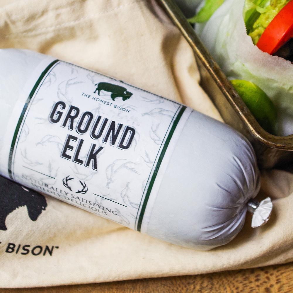 ground elk blend