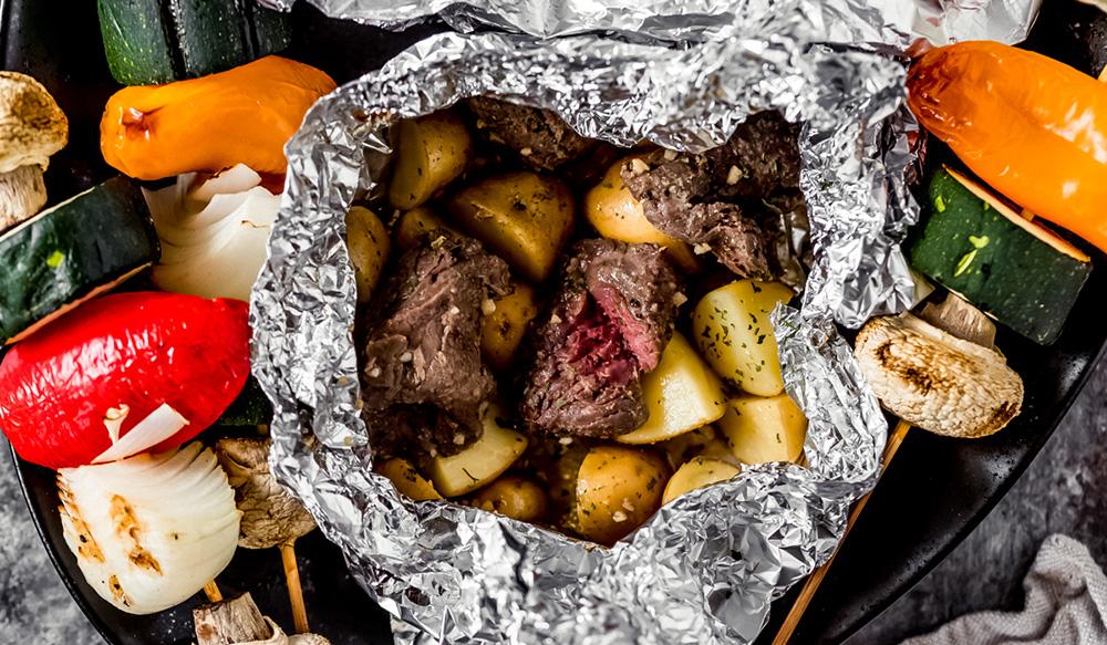 elk sirloin steak