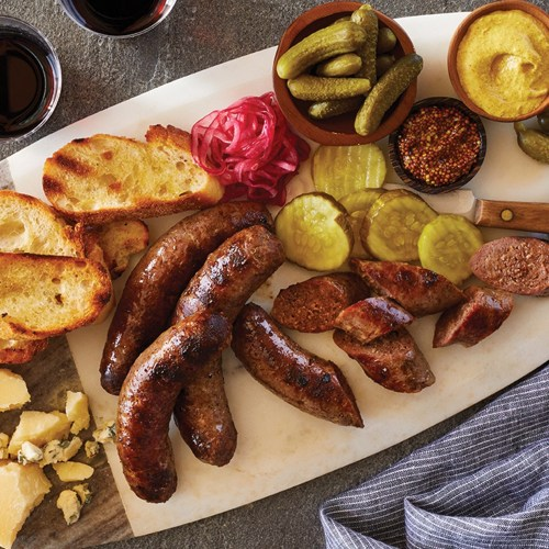 pastured pork sausage
