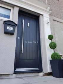 Indiana Anthracite Grey The Honest Fitter Liverpool