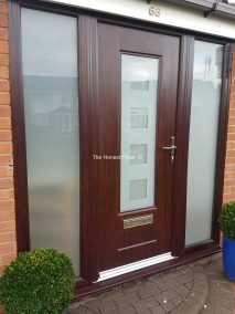 Vogue Cube Mahogany The Honest Fitter
