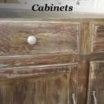 Diy Barn Wood Cabinets The Honeycomb Home