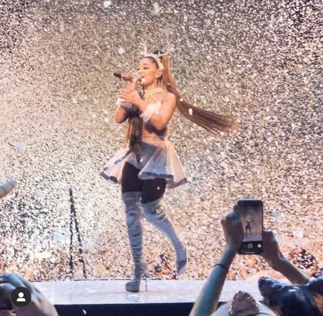 Ariana Grande Live Album