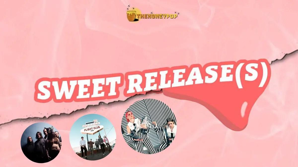 Sweet Releases — Weekend Sweetener