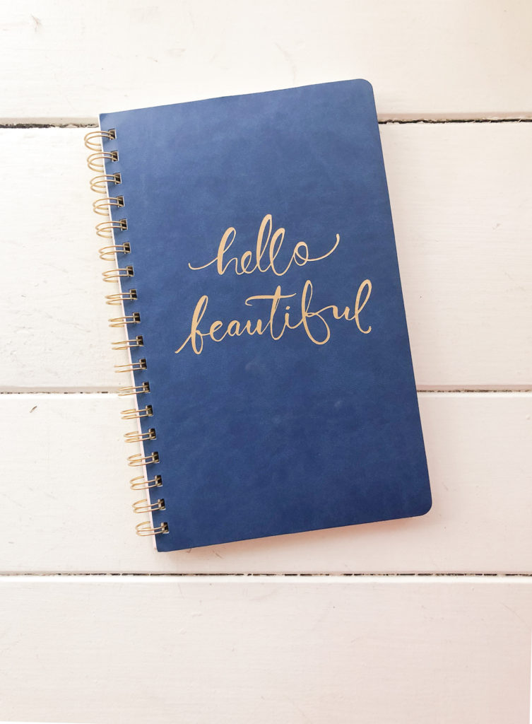 Notebook - Stationary Must-Haves For College at the Honey Scoop