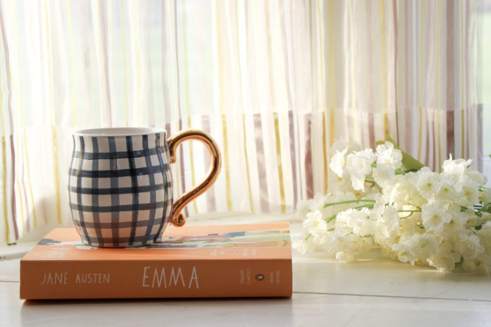 Cute mug - Stationary Must-Haves For College at the Honey Scoop