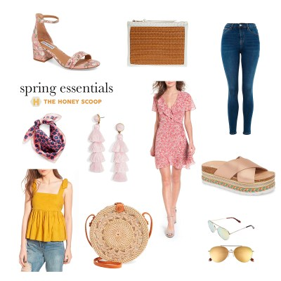 What To Wear This Spring at The Honey Scoop