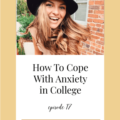 How to deal with anxiety in college at the Honey Scoop - college, college advice, college anxiety, anxiety, anxiety advice, college stress quotes