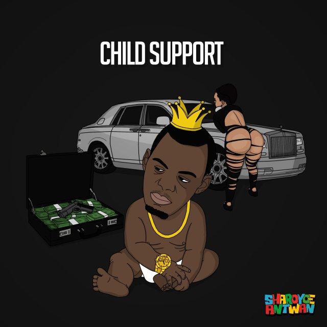 """Sharoyce Antwan presents new club banger """"Child Support"""""""