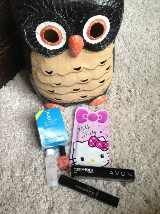 The hooting post beauty giveaway