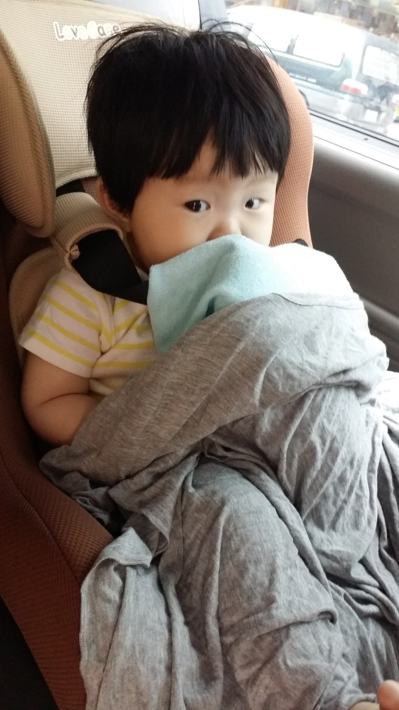 car seat rental in Taiwan for holiday with baby