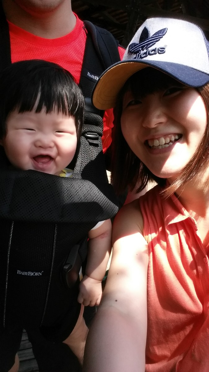 Our First Family Holiday - Taiwan with Baby V (Part 1)