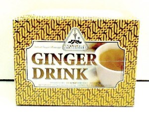 Intra Instant Ginger Drink.