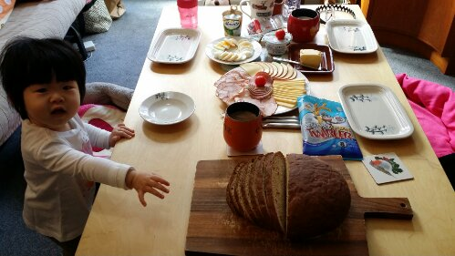quick and easy breakfast recipes for baby and toddler