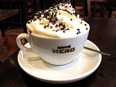 Caffe Nero Luxury Hot Chocolate
