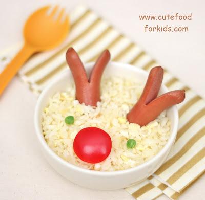 easy and cute Christmas food art ideas