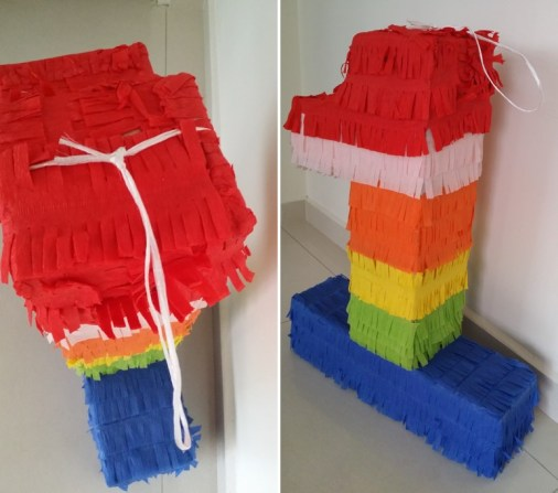 tutorial how to make a pinata
