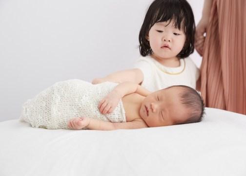 Singapore maternity photoshoot newborn photography