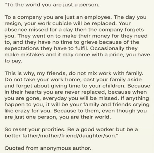 why mothers are important, mothers are good employees