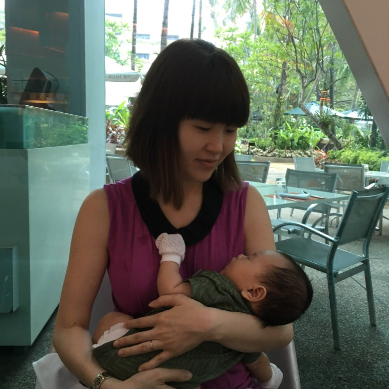 nursing clothes in Singapore Spring Maternity review