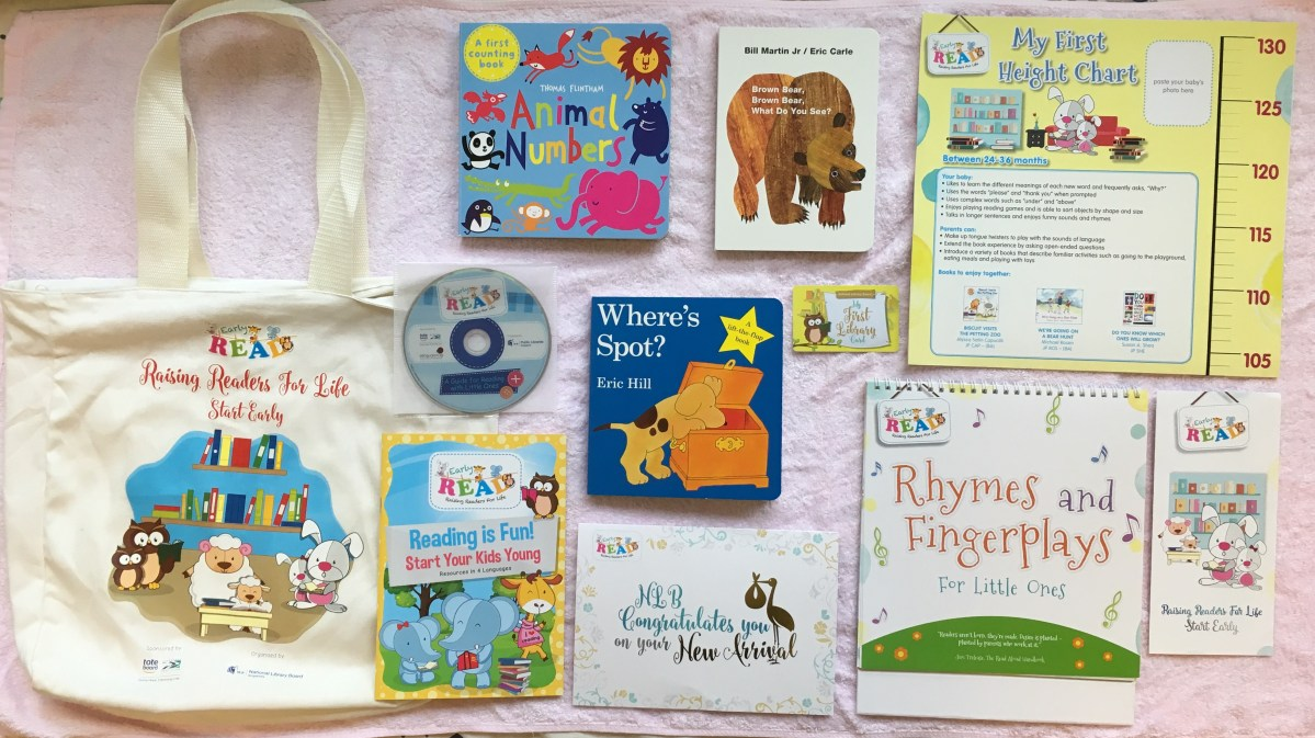 National Library Board: Raising Early Readers for Life