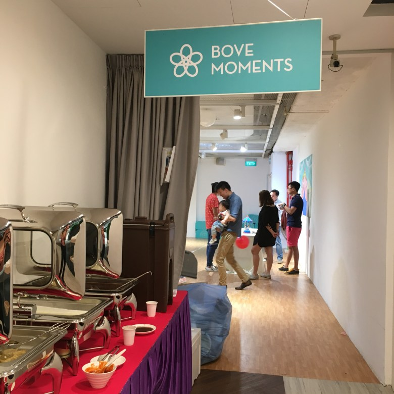 buffet caterer Singapore menu birthday