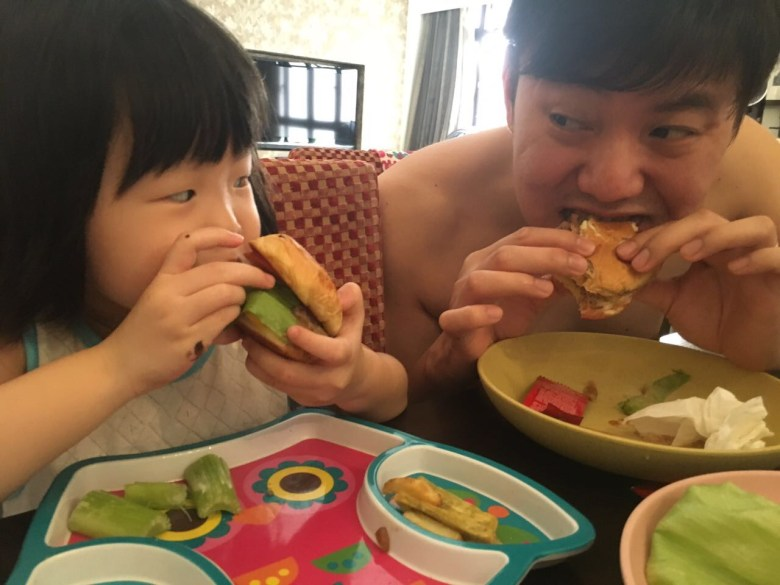 healthy homemade burger recipe for kids
