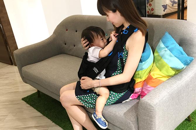 breastfeeding mum interview The Straits Times